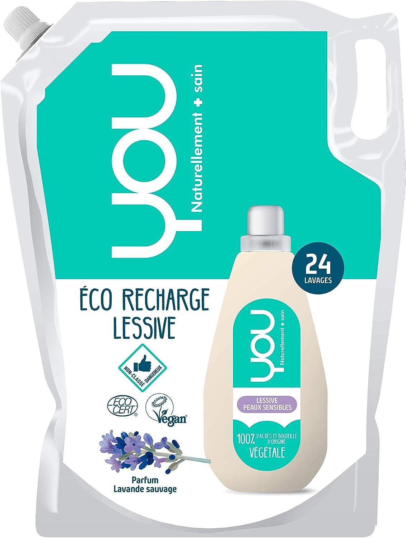 You – Detergente líquido ecológico 100% de activos de origen ...