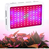 LED Grow Light, TBvechi 1000W Full Spectrum Hydro LED Grow Light for Medical Plants Veg and Flower Stage