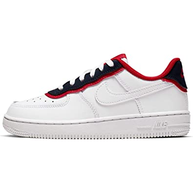Nike Force 1 Lv8 1 Dbl (PS), Zapatillas de Baloncesto para ...