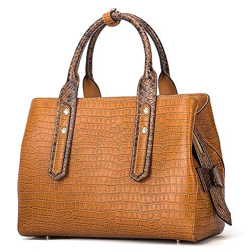 1299b07b97e Genuine Leather Handbags for Women Luxury Designer Handbags Top ...