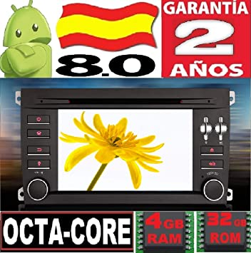 Porsche Cayenne Android 8.0, Octa Core, 4GB RAM, 32 GB ROM/GPS