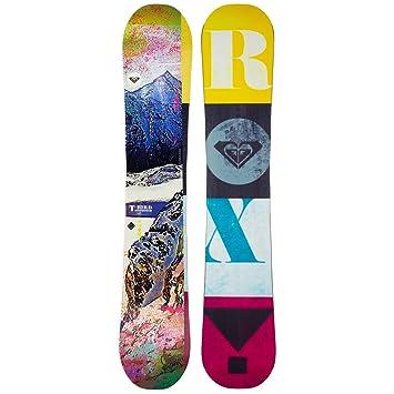 Roxy - Tabla de snowboard para mujer roxy t bird btx 2014, talla 145