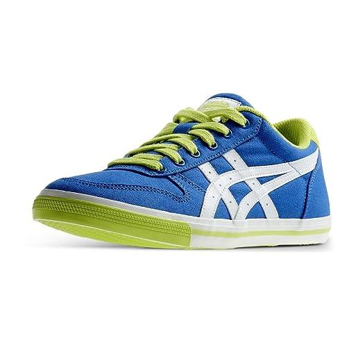 buy online b76b3 cc923 ASICS Aaron GS CV Sneaker, Child Multicolour Size: 4-5 ...