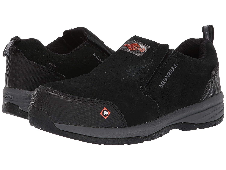割引価格 [メレル] メンズランニングシューズスニーカー靴 Windoc 26.5 Moc 26.5 Windoc Steel Toe [並行輸入品] B07N8FYYVW ブラック 26.5 cm 26.5 cm|ブラック, 飲食店コンシェル:0c5ae65f --- cursos.paulsotomayor.net