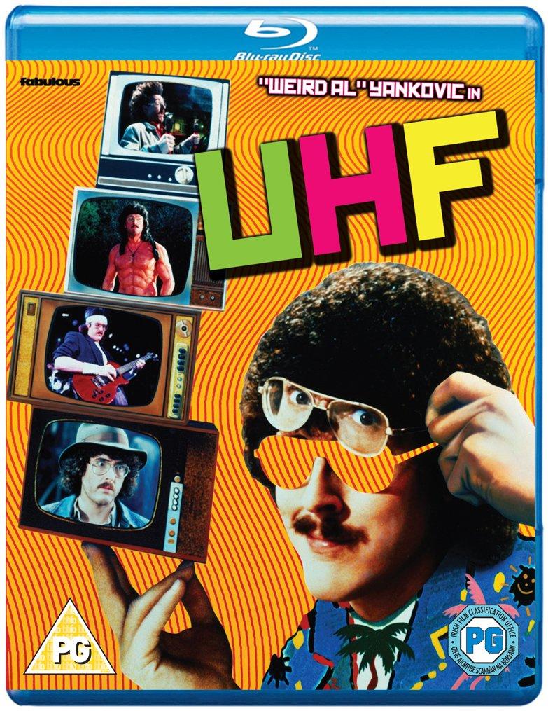 Uhf [Blu-ray]