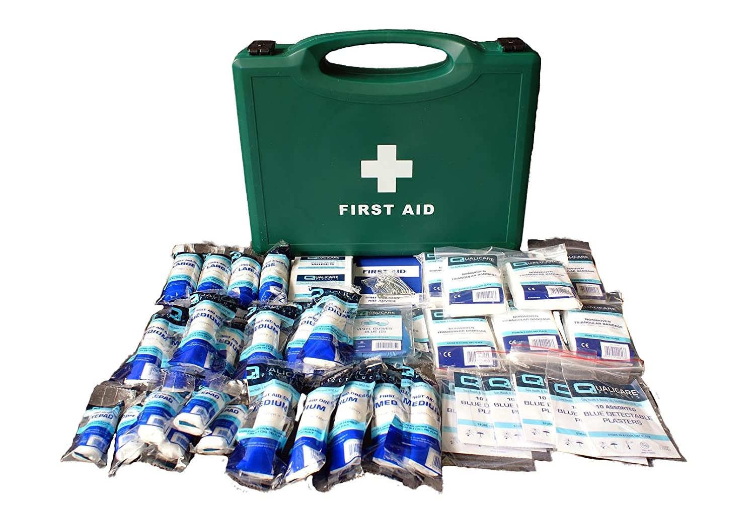 Qualicare HSE First Aid Catering Kit (1-50 Person) Qualicare Products