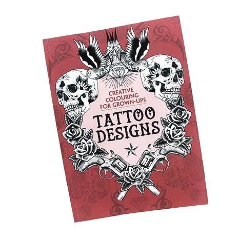Libro De Referencia Tatuaje 126 Páginas El Cuadro del Cráneo De ...