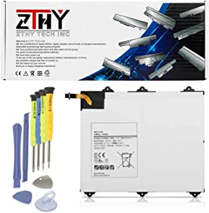 ZTHY EB-BT567ABA Tablet Battery Compatible with Samsung Galaxy Tab E 9.6 XLTE SM-T567 SM-T567V SM-T560NU Series Replacement EB-BT567ABE with Tools 3.8V 7300mAh 27.74Wh