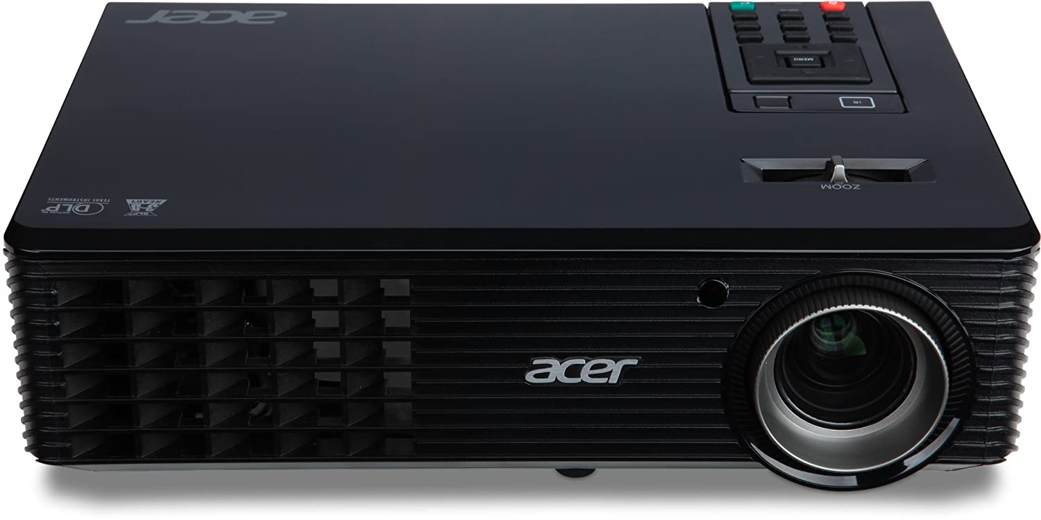 Acer X112 - Proyector de 1920x1200, color negro: Amazon.es ...
