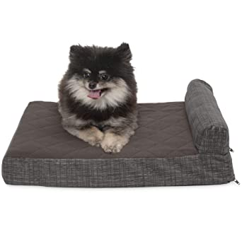 Amazon.com: Furhaven Cama para perro | Chaise Lounge Sofá ...