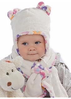7994983352d07 Baby Girl Girls Infant Hat Spring Autumn Cotton Cap 0 2 3 6 9 12 18 ...
