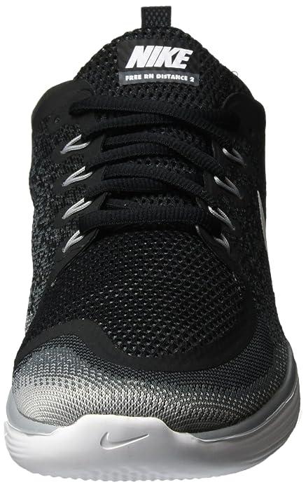 sports shoes cb54a 09e7e Nike Free RN Distance 2, Zapatillas de Running para Hombre  Amazon.es   Zapatos y complementos