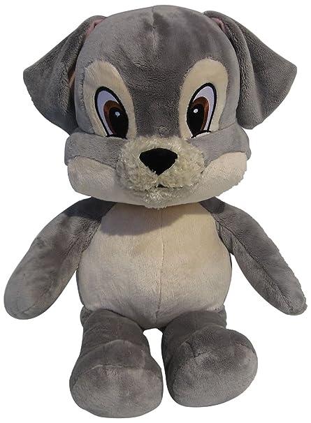 Disney La Dama y el Vagabundo 5871982 perro de peluche con orejas blandas (55 cm
