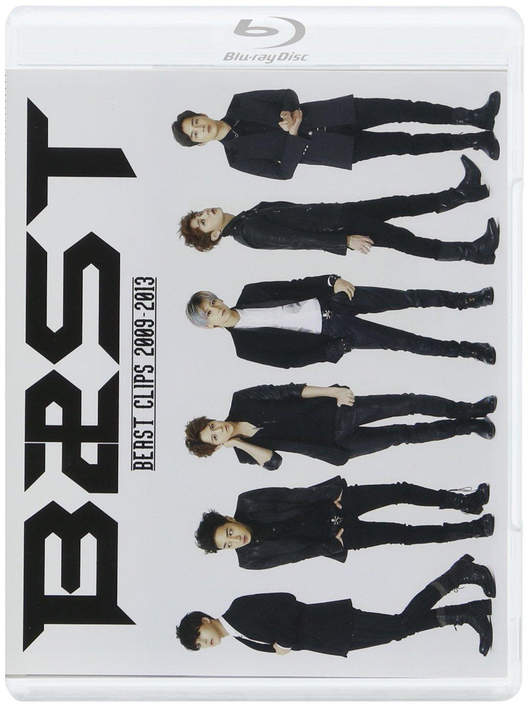 Beast - Beast Clips 2009-13 (Blu-ray)