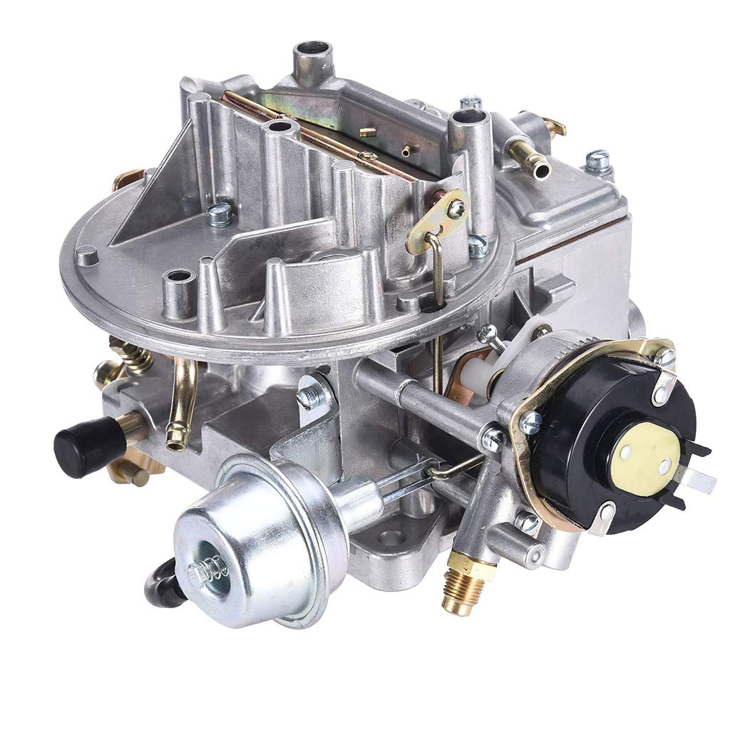 Rigel7 2 Barrel Carburetor Carb 2100 Compatible with Ford 289 302 351 Cu Jeep Engine Car Vehicle Repair Tool by Rigel7