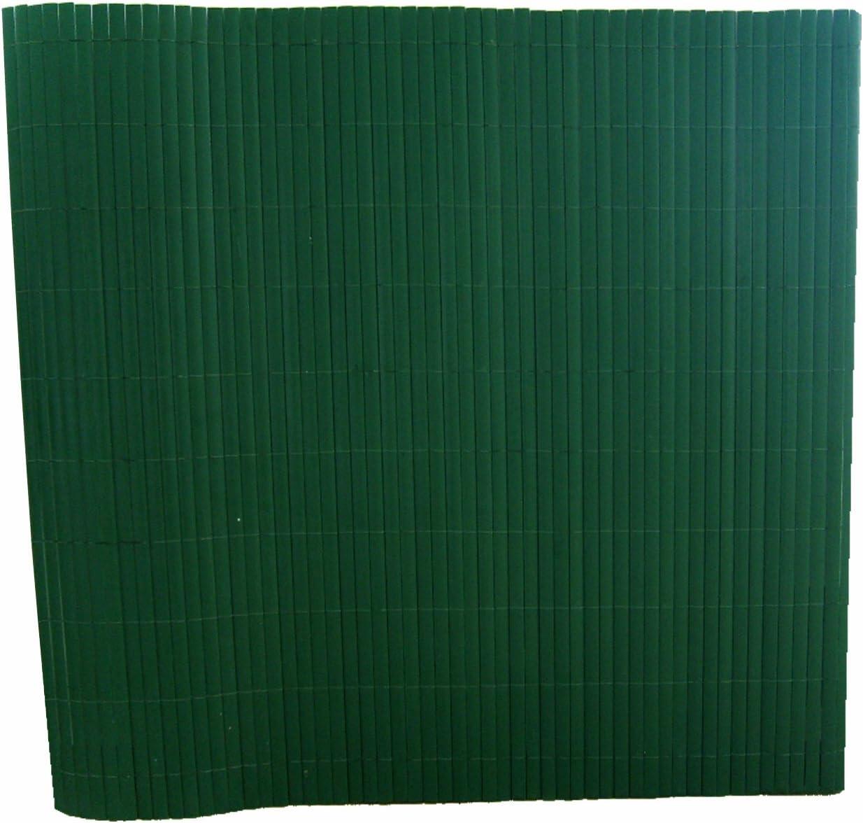 Arebos PVC protezione visiva strisce ruolo RECINZIONE BALCONE PROTEZIONE VISIVA a rullo oscurante per recinzioni 35m