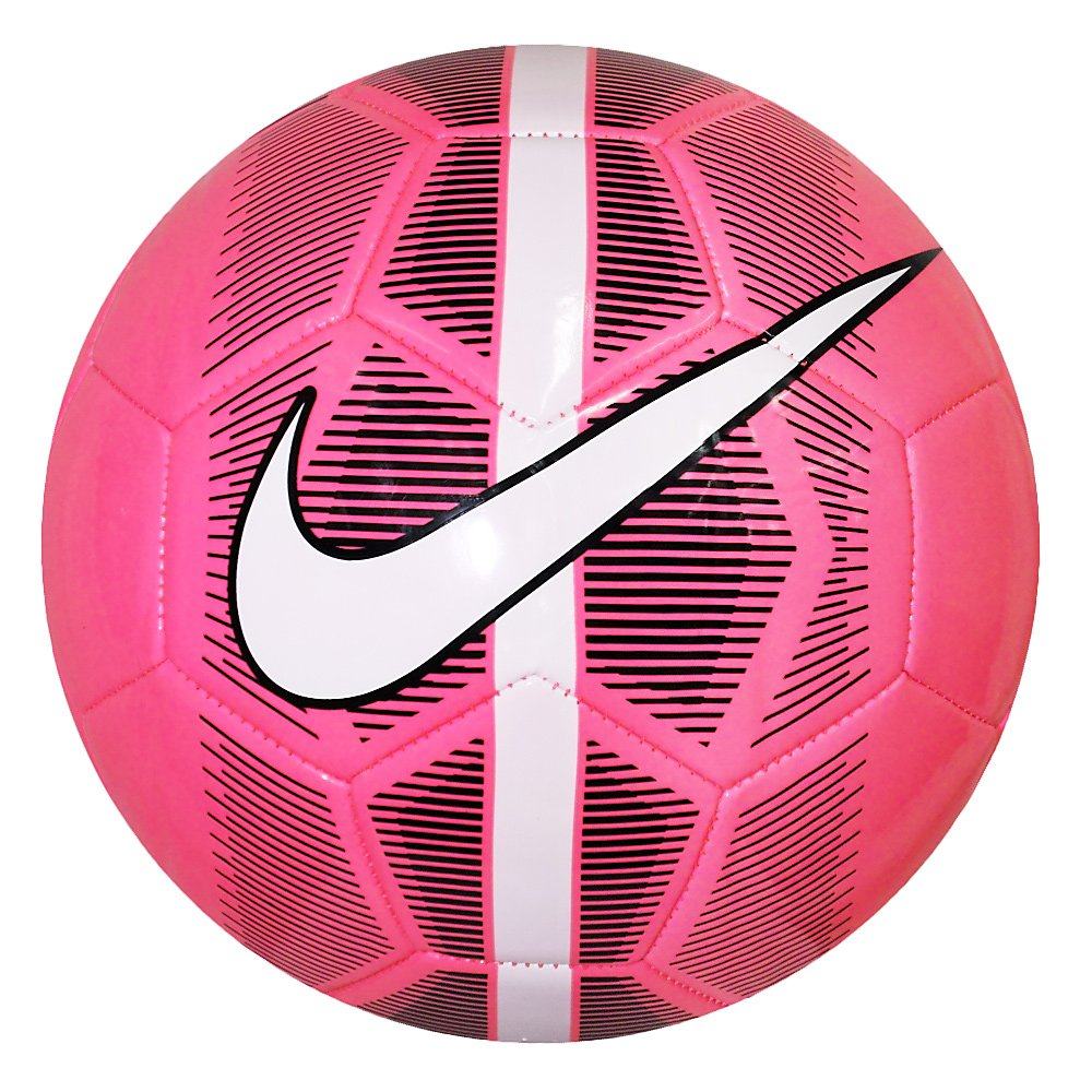 870e9220f Nike Mercurial Fade Pink White Black Football- Size 5  Amazon.in  Sports