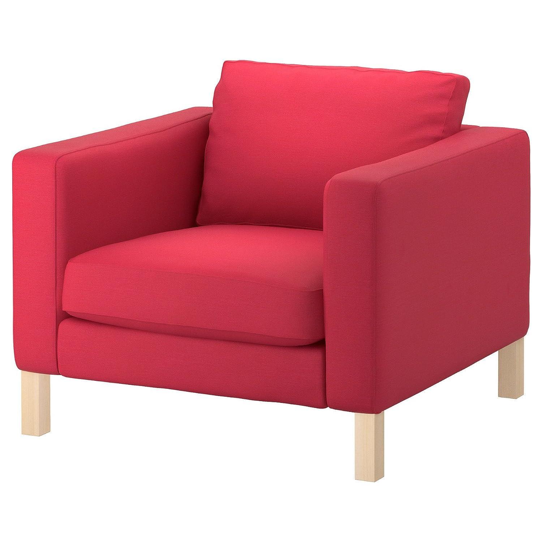 Amazon.com: IKEA Slipcover Karlstad – Cubierta Sillón, Sivik ...