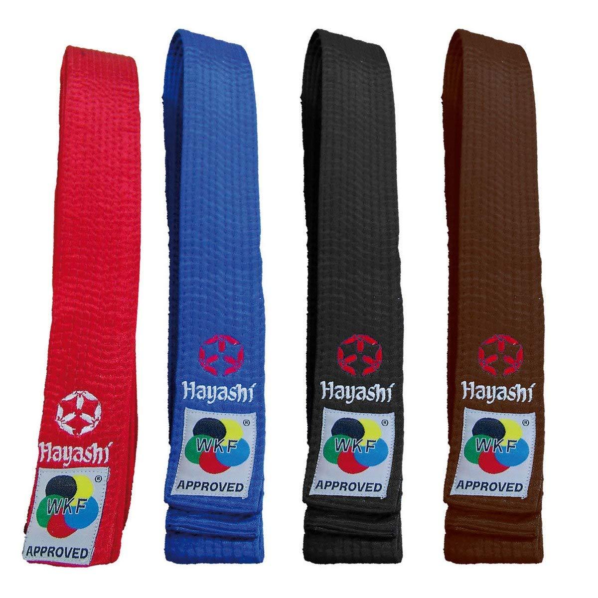 Hayashi Belt Red