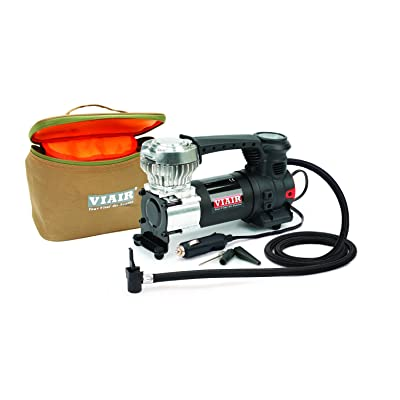 VIAIR 84p Portable Compressor: Automotive [5Bkhe1006021]