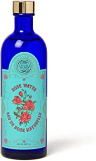 product image for Caswell-Massey Pure Rose Water - Multi Use Rose Water - Facial Toner, Freshens Linens, Hair Rinse - All Natural, Alcohol Free, Skin Tonic - Made in USA, 6 Ounces