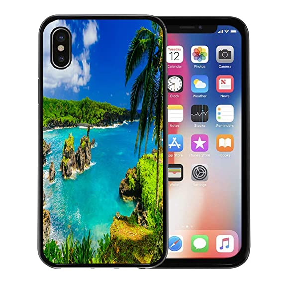 Amazon com: Semtomn Phone Case for Apple iPhone Xs case