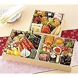 (12月30日着) 京菜味のむら おせち「桂」三段重 37品