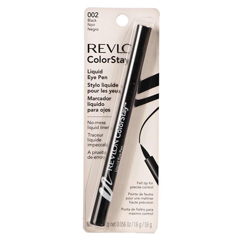 Revlon Colorstay Liquid Eye Pen - Black (002)