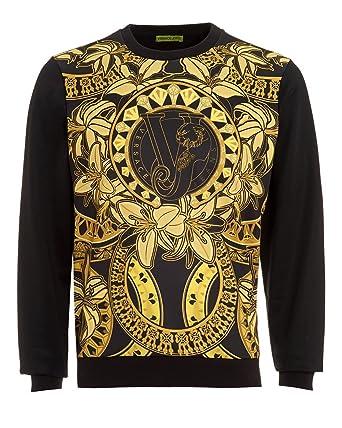 6f3b4ee7f57e Versace Jeans Mens Printed Sweatshirt