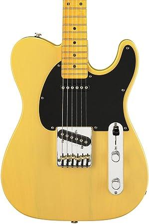 G & L antisatélite Classic guitarra eléctrica guitarra Rubio