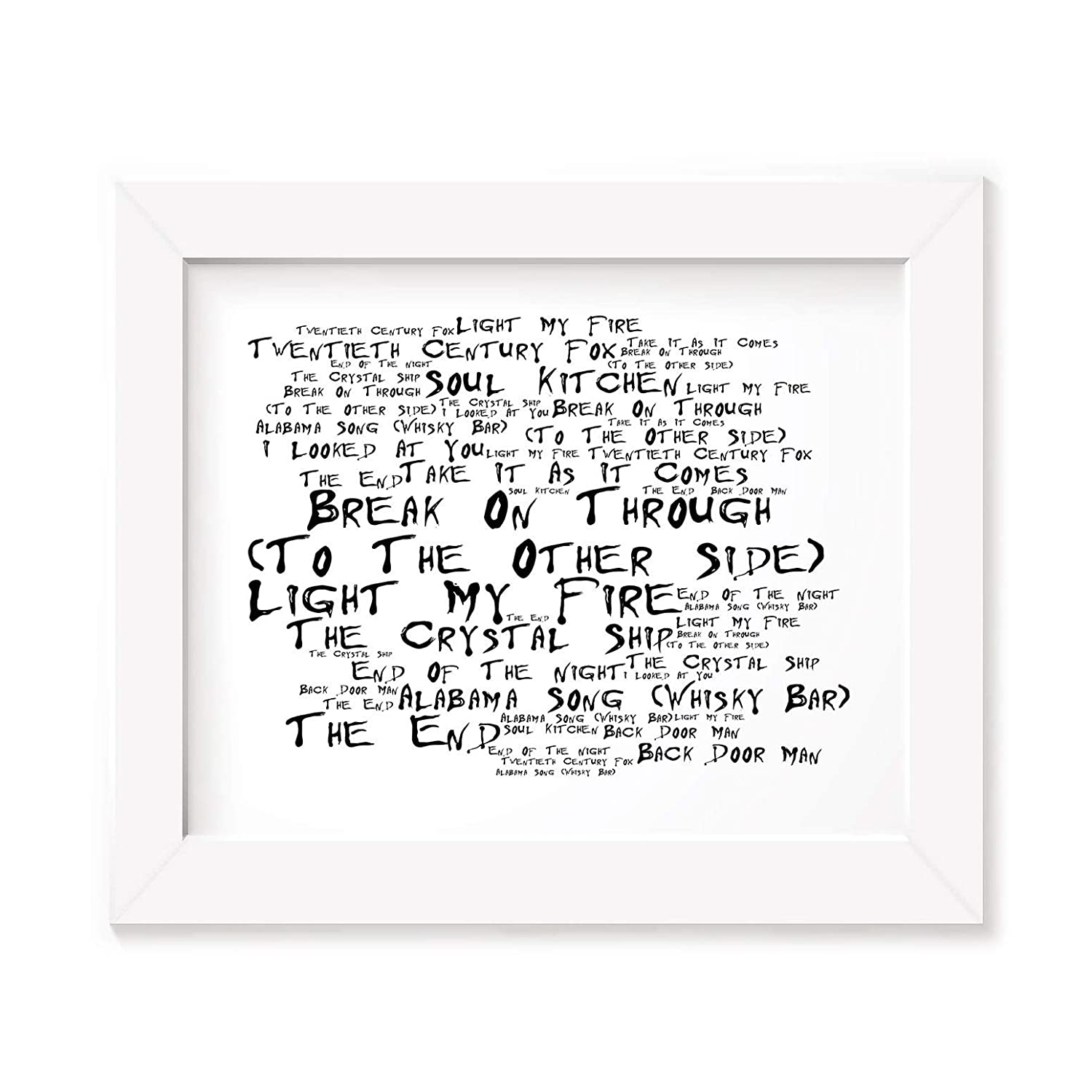 The Other Side Of The Door Lyrics