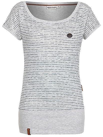 naketano damen t shirt wolle breiter bund 6818b2