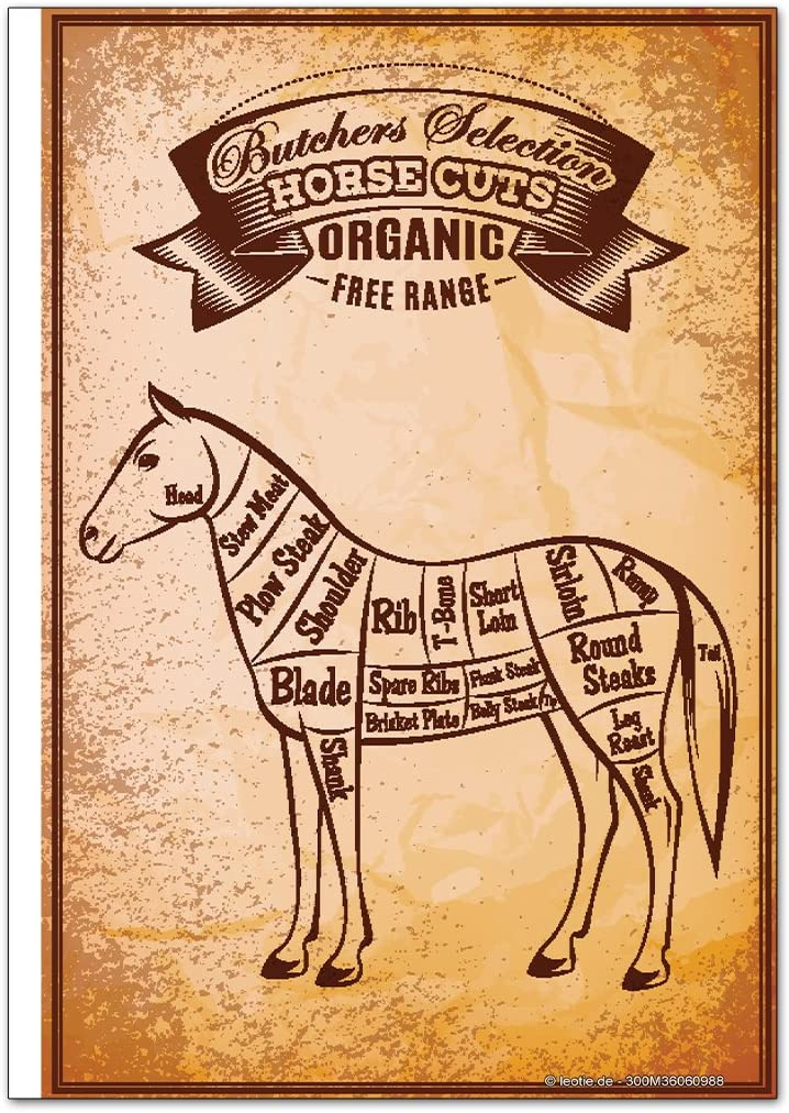 Iman Nevera Restaurante Comida Carne de caballo
