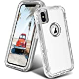 ORIbox iPhone Xs max Case for Women & Men, Heavy Duty Shockproof Anti-Fall case, More Suitable for People with Big Hands, Cry