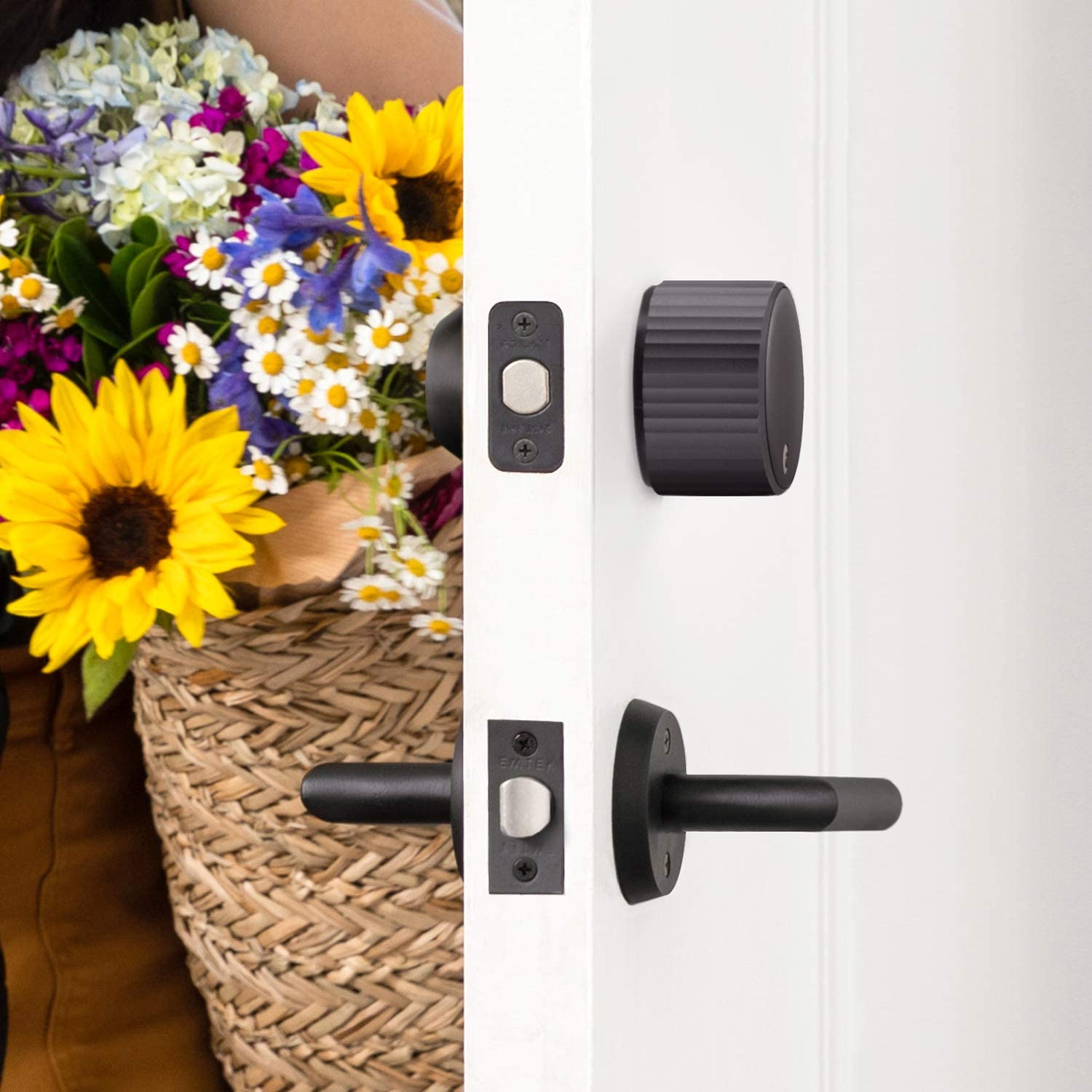 Install A Smart Lock On Your Front Door