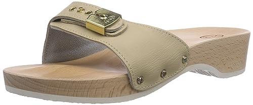 958549e8b46 Scholl Pescura Wedge Sand, Zuecos para Mujer: Amazon.es: Zapatos y  complementos