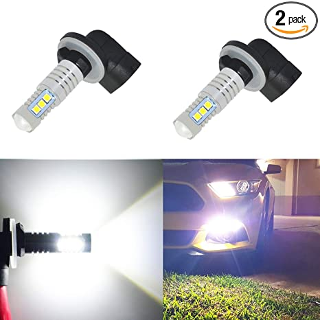 Led Auto Lights >> Alla Lighting 881 889 Led Fog Light Bulbs Xtreme Super Bright 889 881 Led Bulb 3030 Smd Led 881 Bulb For Auto Motorcycle Cars Trucks Suv Fog Lights