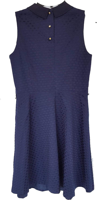 tommy hilfiger navy dress