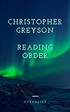 READING ORDER: CHRISTOPHER GREYSON: Series List