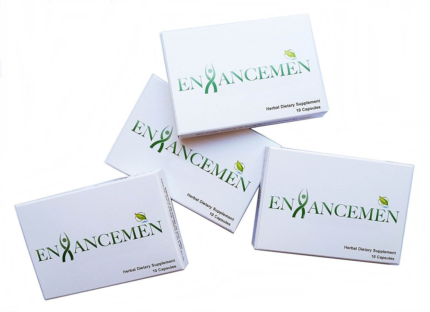 EnhanceMen - The Most Effective Natural Testosterone Booster for Fast Performance Enhancement! (40 Capsules)