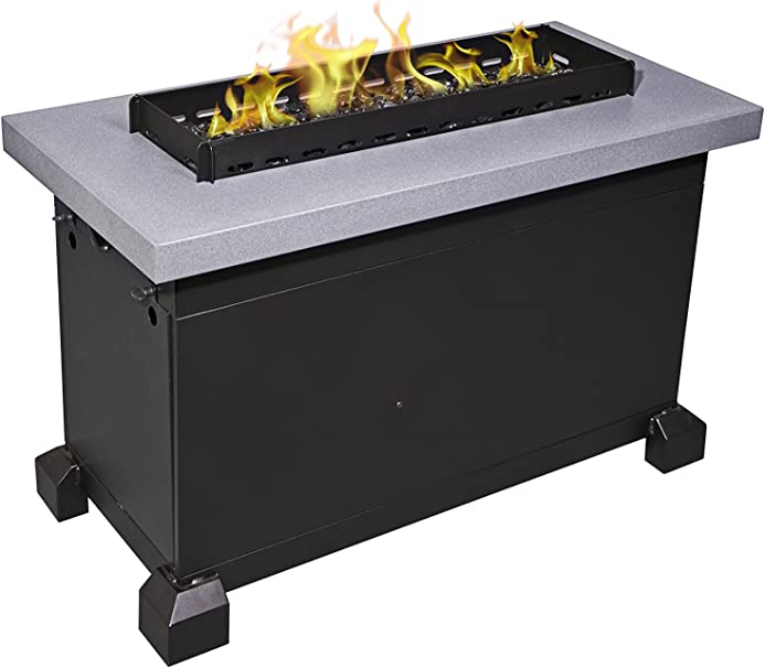 Amazon Com Camp Chef Monterey Propane Fire Pit Outdoor Fireplaces Garden Outdoor