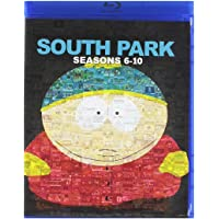 Deals on South Park: Seasons 6-10 Blu-ray