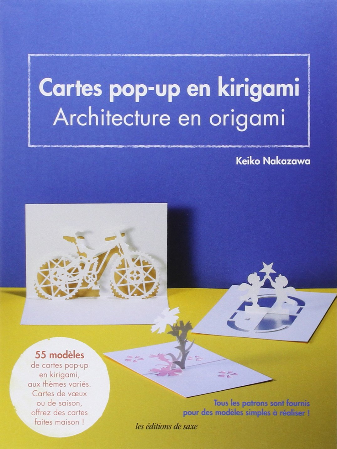 Carte Pop Up En Kirigami 9782756510231 Amazoncom Books