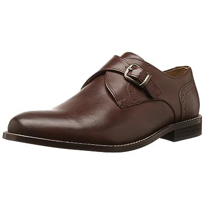 Nunn Bush Men's Sabre Monk Strap Slip-On Loafer | Shoes