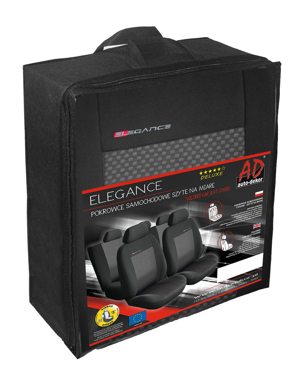 P4 charcoal grey Front car seat covers fit Nissan Juke