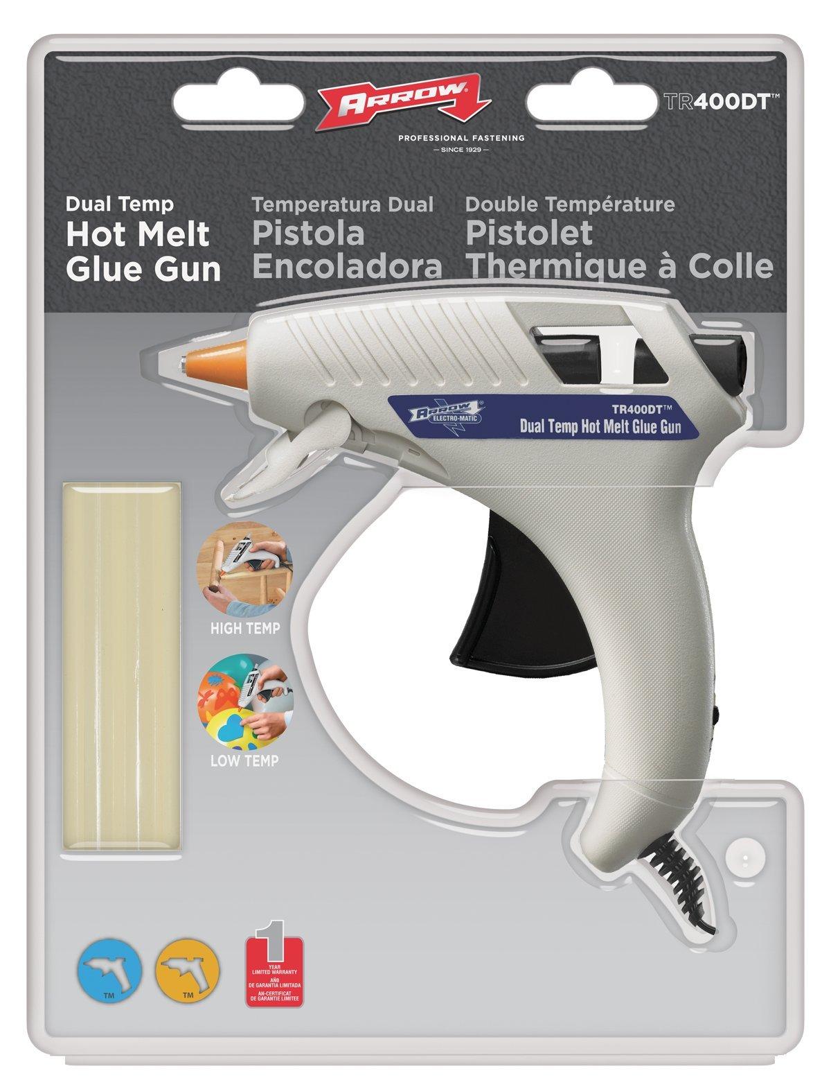 Arrow Fastener TR400DT Dual Temp Glue Gun