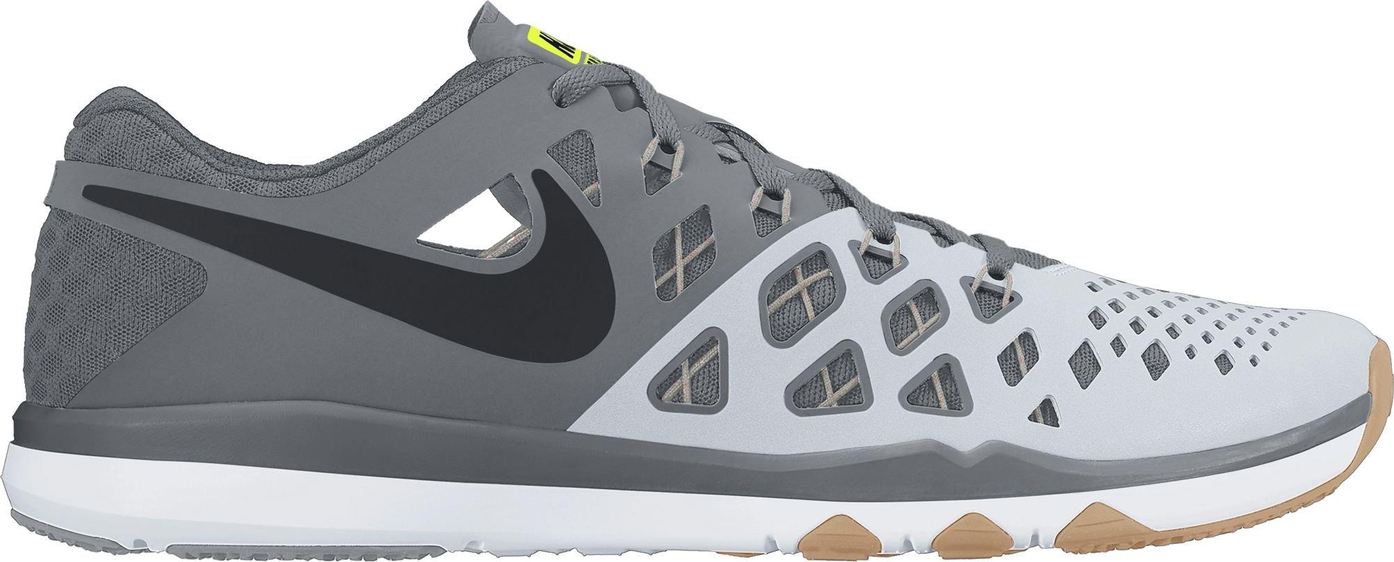 f45743aa281d Galleon - Nike Men s Train Speed 4 Training Shoe Pure Platinum Black Cool  Grey Size 12 M US