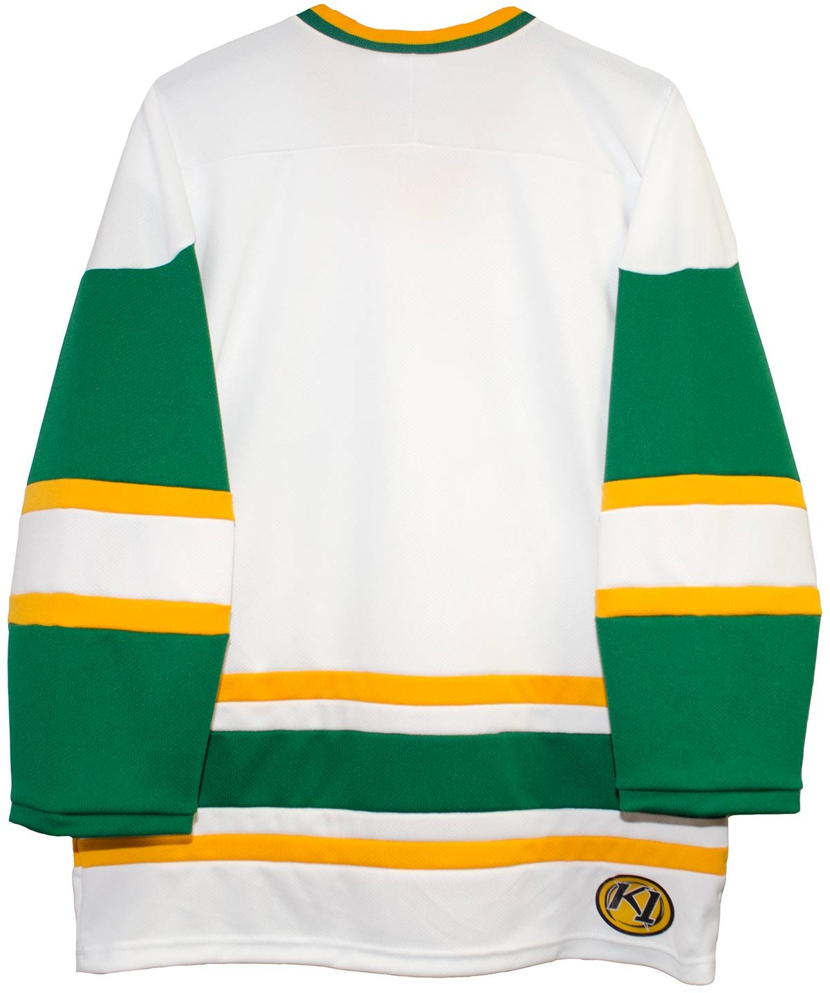 Amazon.com   K-1 Sportswear New England Whalers Home White Vintage WHA  Hockey Jersey   Sports   Outdoors a1ea33ecc