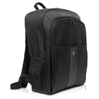 """durable modeling V7 CBP22-9N 17"""" Professional 2 Notebook Backpack black"""