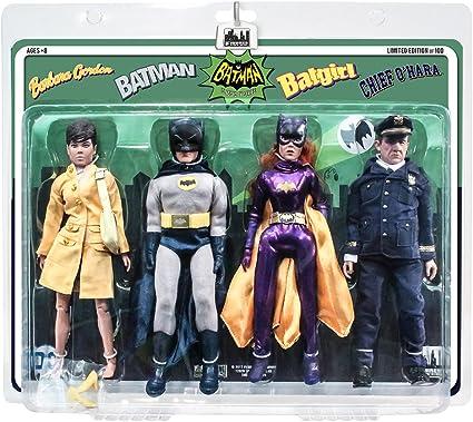 """DC Universe Batman Classics 1966 Tv Series Batman /& Robin 6/"""" Loose Action Figure"""